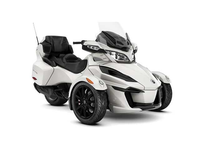 2018 Can-Am Spyder RT SE6 in Santa Rosa, California