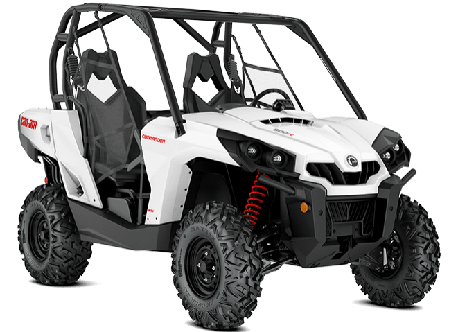 2018 Can-Am™ Commander 800R 1