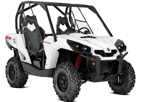 2018 Can-Am Commander 800R in Colebrook, New Hampshire