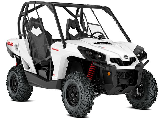 2018 Can-Am Commander 800R in Norfolk, Virginia