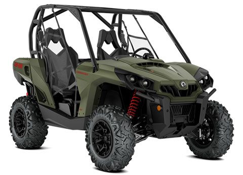 2018 Can-Am Commander DPS 1000R in Saint Johnsbury, Vermont