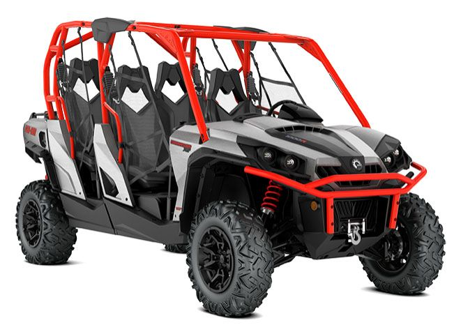 2018 Can-Am Commander MAX XT in Norfolk, Virginia