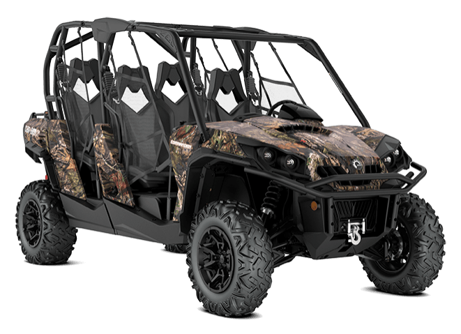 2018 Can-Am Commander MAX XT in Hillman, Michigan