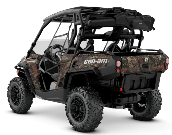 2018 Can-Am Commander Mossy Oak Hunting Edition in Port Angeles, Washington