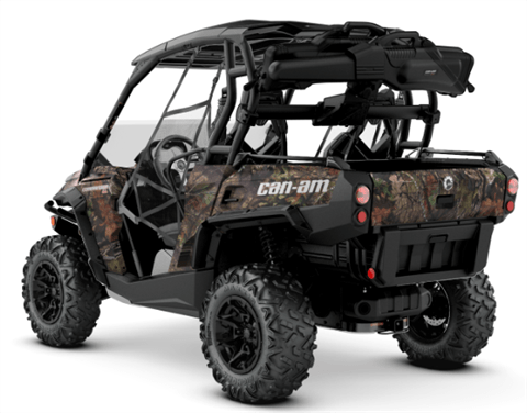2018 Can-Am Commander Mossy Oak Hunting Edition in Danville, West Virginia