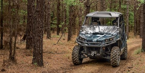 2018 Can-Am Commander Mossy Oak Hunting Edition in Wisconsin Rapids, Wisconsin