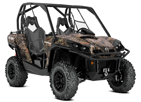 2018 Can-Am Commander XT 1000R in Adams, Massachusetts