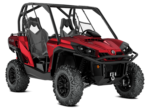 2018 Can-Am Commander XT 800R in Saint Johnsbury, Vermont