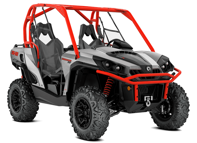 2018 Can-Am Commander XT 800R in Victorville, California