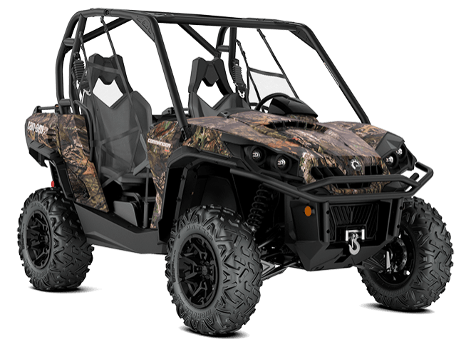 2018 Can-Am Commander XT 800R in Irvine, California