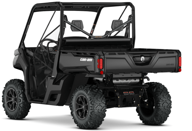 2018 Can-Am Defender DPS HD10 in Huron, Ohio