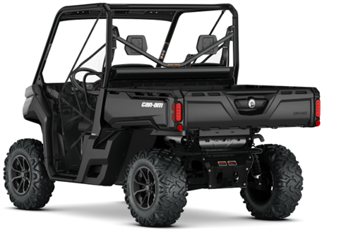 2018 Can-Am Defender DPS HD10 in Hollister, California
