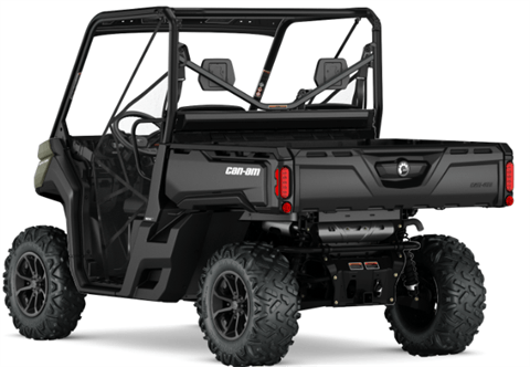2018 Can-Am Defender DPS HD8 in Greenwood, Mississippi