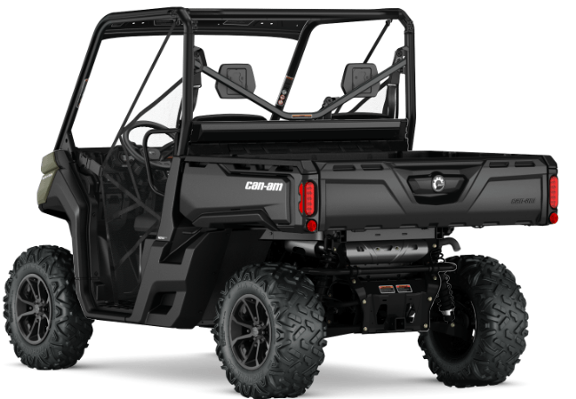 2018 Can-Am Defender DPS HD8 in Garberville, California