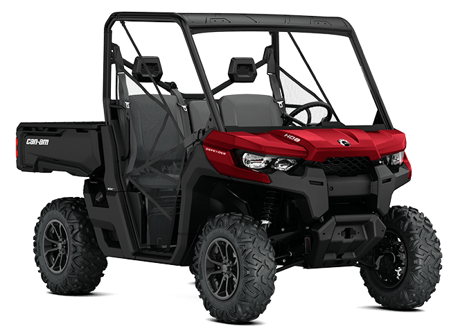 2018 Can-Am Defender DPS HD8 in Port Angeles, Washington
