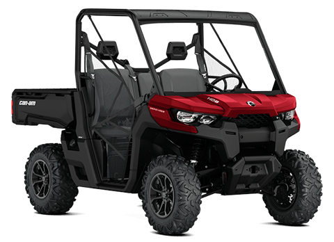 2018 Can-Am Defender DPS HD8 in Bennington, Vermont