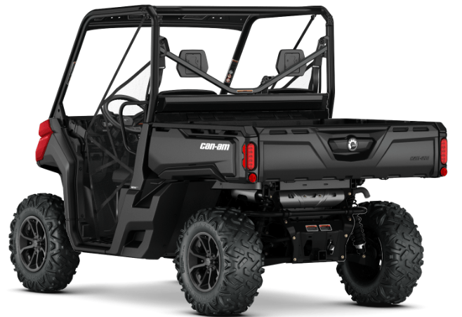 2018 Can-Am Defender DPS HD8 in Seiling, Oklahoma