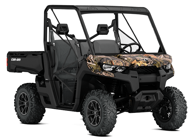 2018 Can-Am Defender DPS HD8 in Hollister, California