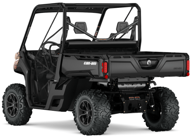 2018 Can-Am Defender DPS HD8 in Laconia, New Hampshire