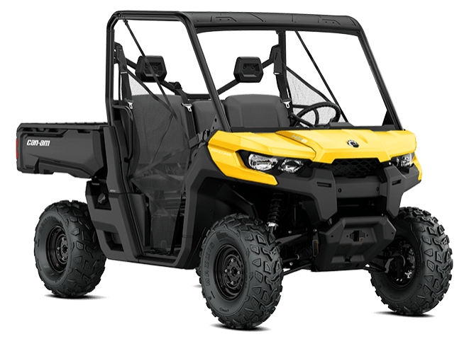 2018 Can-Am Defender DPS HD8 in Baldwin, Michigan
