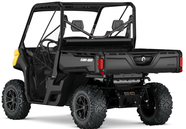 2018 Can-Am Defender DPS HD8 in Albemarle, North Carolina