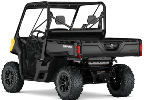 2018 Can-Am Defender DPS HD8 in Eureka, California