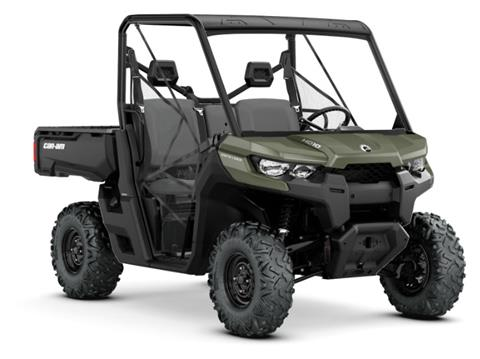 2018 Can-Am Defender HD10 in Colebrook, New Hampshire