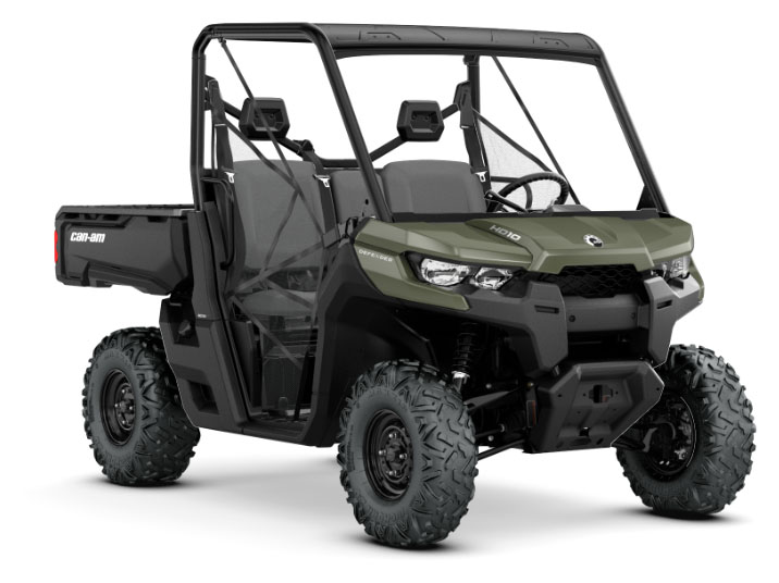 2018 Can-Am Defender HD10 in Enfield, Connecticut