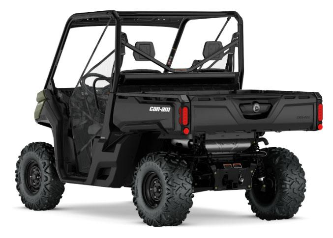 2018 Can-Am Defender HD10 in Hooksett, New Hampshire
