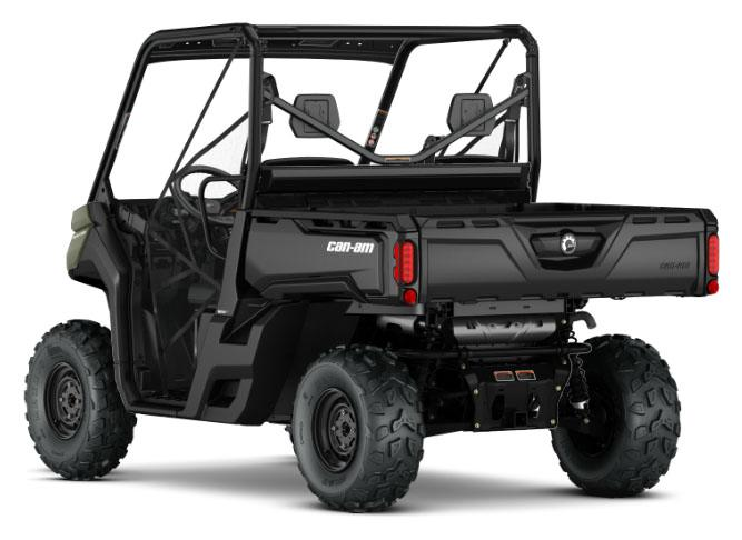 2018 Can-Am Defender HD8 in Saint Johnsbury, Vermont