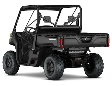 2018 Can-Am Defender HD8 Convenience Package in Baldwin, Michigan