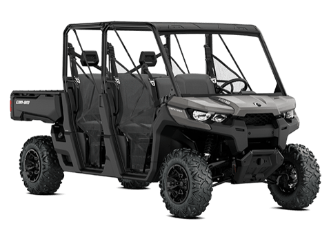 2018 Can-Am Defender MAX DPS HD10 in Seiling, Oklahoma