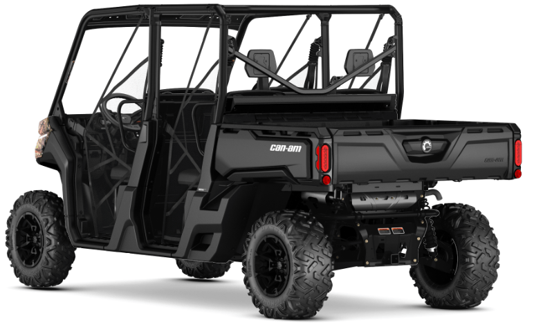 2018 Can-Am Defender MAX DPS HD10 in Broken Arrow, Oklahoma