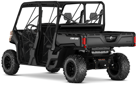 2018 Can-Am Defender MAX DPS HD10 in Hooksett, New Hampshire