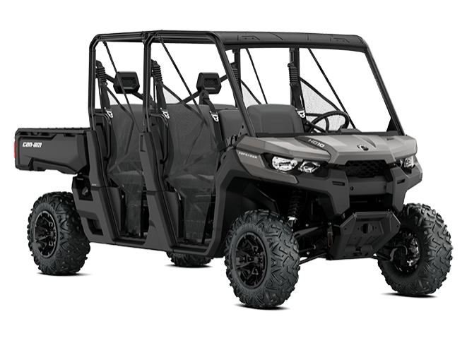2018 Can-Am Defender MAX DPS HD10 in Irvine, California