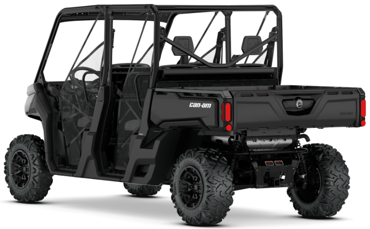 2018 Can-Am Defender MAX DPS HD10 in Garberville, California