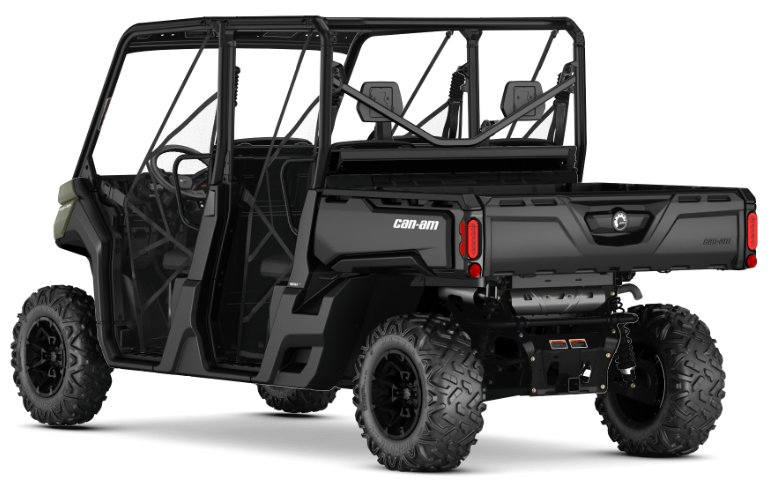 2018 Can-Am Defender MAX DPS HD8 in Baldwin, Michigan