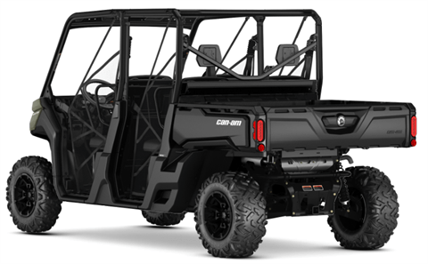 2018 Can-Am Defender MAX DPS HD8 in Concord, New Hampshire