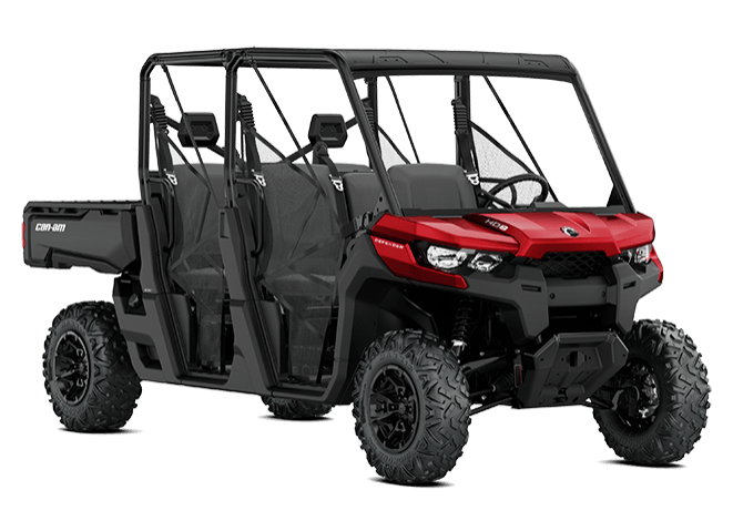2018 Can-Am Defender MAX DPS HD8 in Waterbury, Connecticut - Photo 1