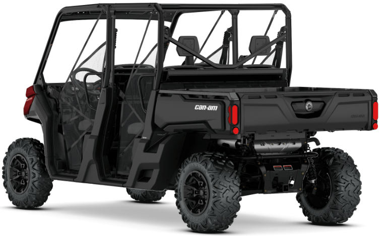 2018 Can-Am Defender MAX DPS HD8 in Smock, Pennsylvania