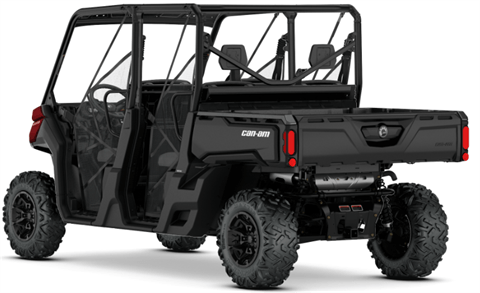 2018 Can-Am Defender MAX DPS HD8 in Saint Johnsbury, Vermont