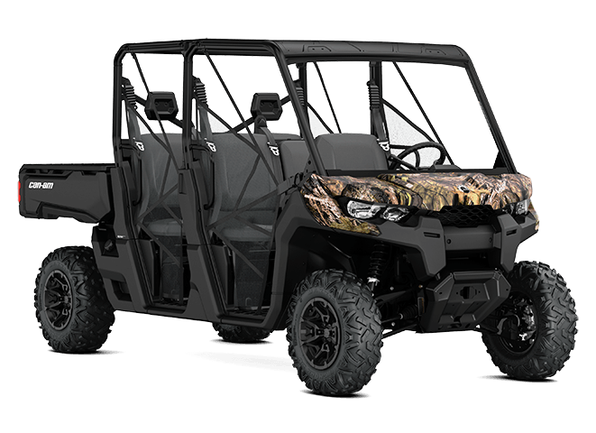 2018 Can-Am Defender MAX DPS HD8 in Paso Robles, California