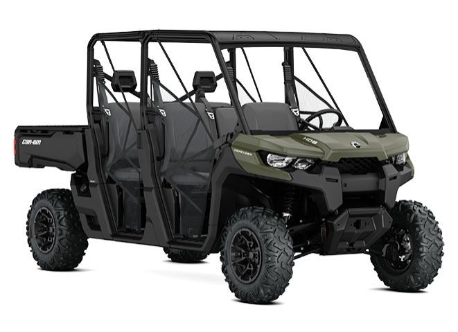 2018 Can-Am Defender MAX HD8 for sale 1625