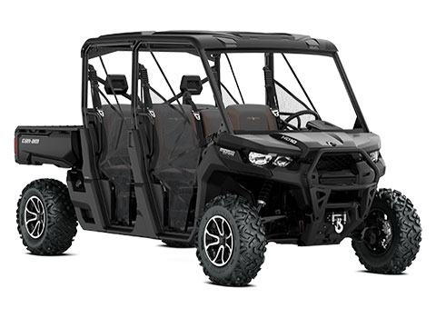 2018 Can-Am Defender MAX LONE STAR HD10 in Seiling, Oklahoma
