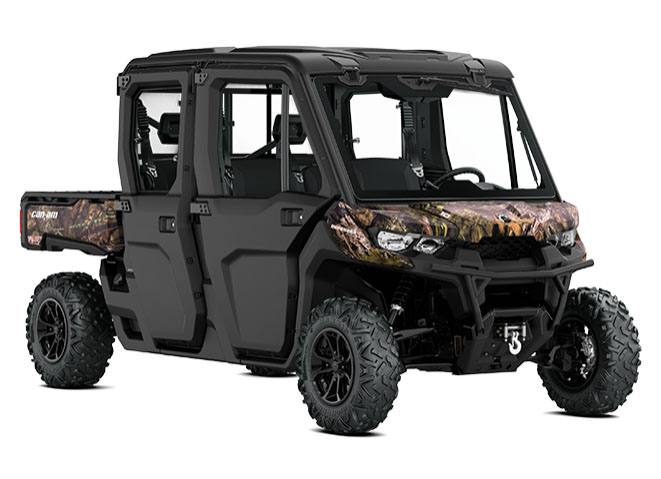 2018 Can-Am Defender MAX XT CAB HD10 in Poplar Bluff, Missouri - Photo 1