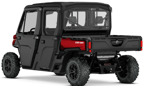 2018 Can-Am Defender MAX XT CAB in Stillwater, Oklahoma