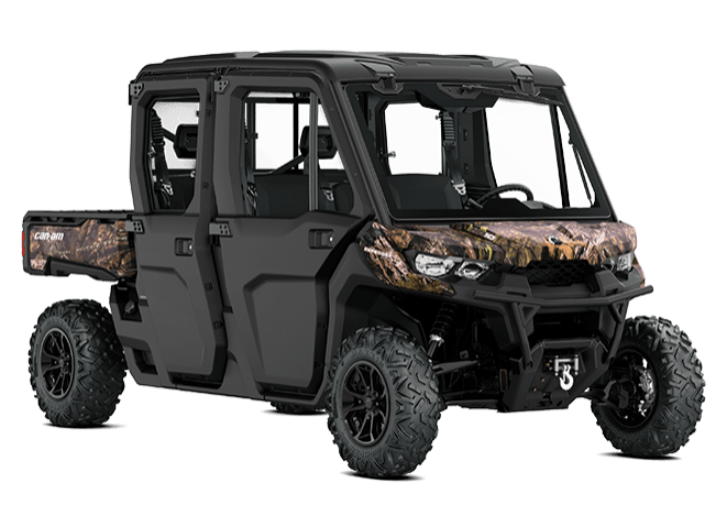 2018 Can-Am Defender MAX XT CAB HD10 in Hollister, California