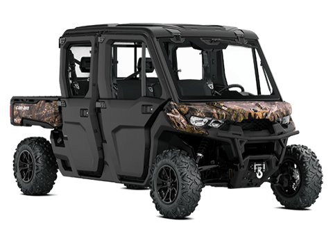 2018 Can-Am Defender MAX XT CAB HD10 in Paso Robles, California