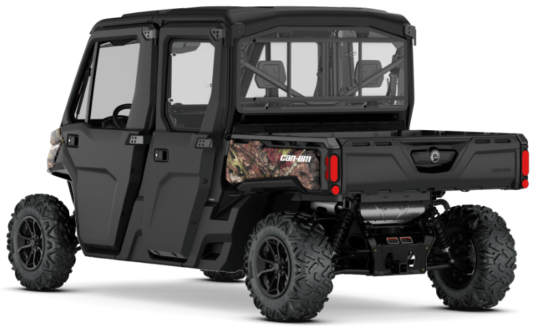2018 Can-Am Defender MAX XT CAB in Hollister, California