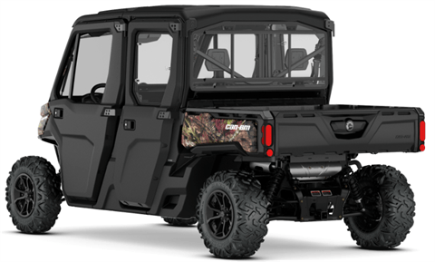 2018 Can-Am Defender MAX XT CAB in Woodinville, Washington